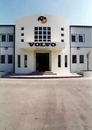 SABV-Volvo Truck Assembly Factory, Jeddah